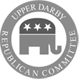 Upper Darby Republican Committee footer logo